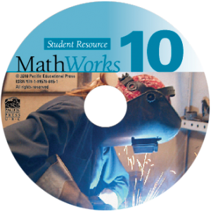 MathWorks 10 Student Resource Digital (CD)