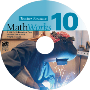MathWorks 10 Teacher Resource Digital (CD)