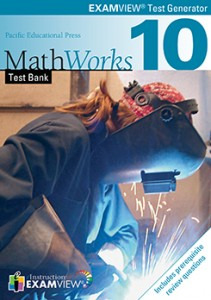 MathWorks 10 ExamView Test Bank