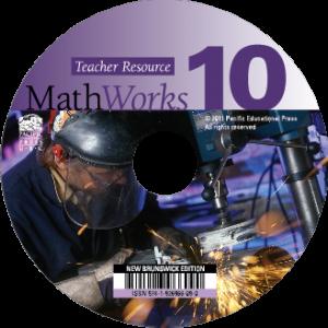 MathWorks 10 New Brunswick Edition Teacher Resource Digital (CD)