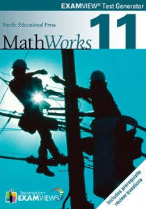 MathWorks 11 ExamView Test Bank