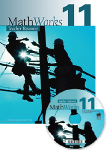 MathWorks 11 Teacher Resource Package (Book and CD)
