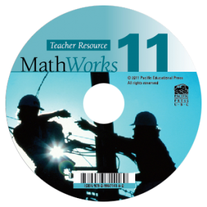 MathWorks 11 Teacher Resource Digital (CD)