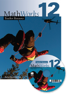 MathWorks 12 Teacher Resource Package (Book and CD)