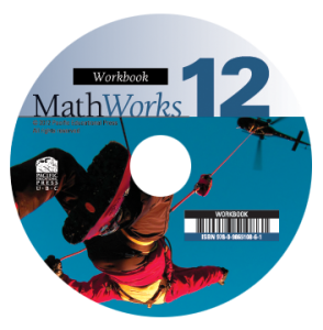 MathWorks 12 Student Workbook CD (Reproducible)
