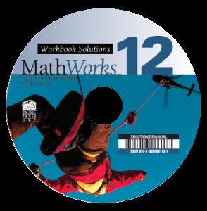 MathWorks 12 Student Workbook Solutions (CD)